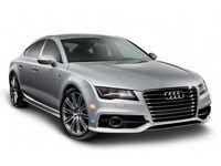 Изменение показаний на одометре Audi A7 в течение часа