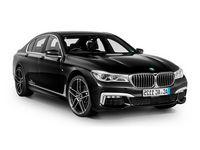 Изменение показаний на одометре BMW 7 в течение часа